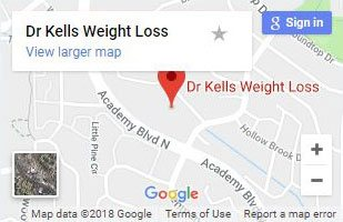 Dr Kells Weight Loss on Google Maps