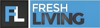 Fresh Living Fl Logo